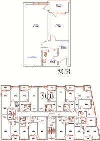 Апартамент в комплекс с.Приселци